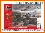 Airfix 50172 - Battle of Britain - Ready for Battle - Zestaw farbami i klejem