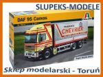 Italeri 3914 - DAF 95 Canvas 1/24