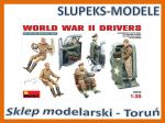 MiniArt 35042 - World War II Drivers