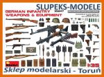 MiniArt 35247 - German Infantry Weapons and Equipment