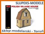 MiniArt 35517 - POLISH VILLAGE HOUSE