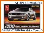 AMT 742 - 2010 Chevy Camaro Showroom - 1/25