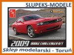 AMT 616 - 2009 Dodge Challenger RT - 1/25