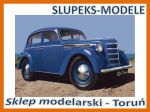 ICM 35479 - Moskvitch-401-420 Saloon - 1/35