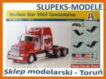 Italeri 3874 - Western Star 5964 Constelation 1/24