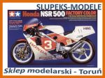 Tamiya 14099 Honda NSR 500 FACTORY COLOR 1/12