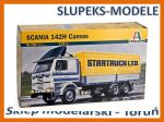 Italeri 0762 - Scania 142H Canvas 1/24