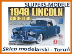 Lindberg 72322 - 1948 LINCOLN Continental 1/25
