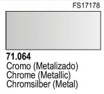 Vallejo 71064 - Chrome - 17ml