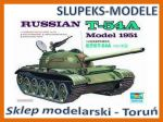 Trumpeter 00340 - Russian T-54A Model 1951