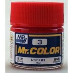 Mr.COLOR C003 - Red - Gloss