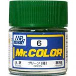 Mr.COLOR C006 - Green - Gloss