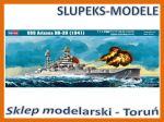 Hobby Boss 86501 - USS Arizona BB-39 (1941) 1/350