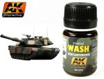 AK-075 - Wash for NATO Camo Vehicles