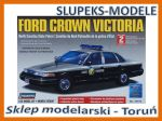 Lindberg 72779 - Ford Crown Victoria North Carolina State Patrol 1/25