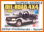 Lindberg 72177 - Off-Road 4x4 F-150 1/25