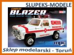MPC 797 - Chevy Blazer Rescue 1/25