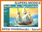 Revell 05486 - Pilgrim Ship MAYFLOWER 1/83