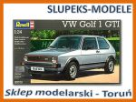 Revell 07072 - VW Golf 1 GTI 1/24