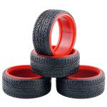 Hard Plastic Drift Tire RC Car 26mm (4szt.) 1/10