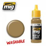 A.MIG-105 - Washable Dust (17ml)
