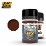 AK-144 - Burnt Rust Pigment