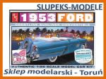 AMT 1026 - 1953 Ford Convertible 1/25