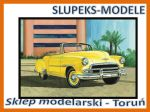 AMT 1041 - 1951 Chevy Convertible Sun Cruiser 1/25