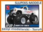 AMT 632 - USA 4x4 Monster Truck - 1/25