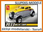 AMT 639 - 1933 Willys Coupe - 1/25