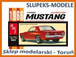 AMT 704 - 1966 Ford Mustang - 1/25