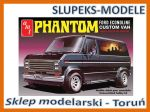 AMT 767 - 1976 Ford Custom Van Phantom 1/25