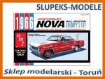 AMT 772 - 1966 Chevy Nova-Bill Jenkins 1/25