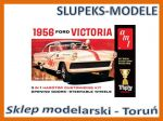 AMT 807 - 1956 Ford Victoria 1/25