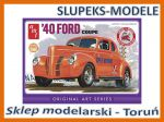 AMT 850 - 1940 Ford Coupe - 1/25