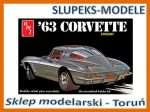 AMT 861 - 1963 Chevy Corvette 1/25