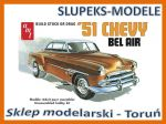 AMT 862 - 1951 Chevy Bel Air - 1/25