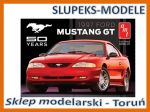 AMT 864 - 1997 Ford Mustang GT - 50th Anniversary - 1/25