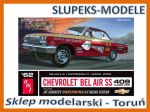 AMT 865 - 1962 Chevrolet Bel Air Super Stock 1/25