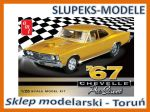 AMT 876 - 1967 Chevy Chevelle Pro Street - 1/25