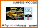 AMT 882 - 1953 Ford Pickup Truck - 1/25
