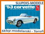 AMT 910 - 1953 Chevrolet Corvette 1/25