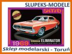 AMT 912 - 1969 Mercury Cougar (Orange) 1/25