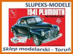 AMT 919 - 1941 Ford Plymouth Coupe - 1/25