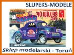 AMT 939 - Curly\'s Gasser 1940 Willys Coupe 1/25