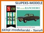 AMT 984 - 1961 Ford Ranchero 1/32