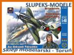 ARK Models 48015 - MiG-3 Russian fighter 1/48