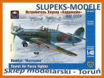 ARK Models 48024 - Hawker Hurricane British fighter 1/48