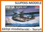 Academy 12487 - PBY-5A BLACK CAT