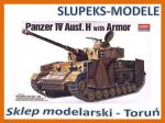 Academy 13233 - Panzer IV Ausf.H with Armor
